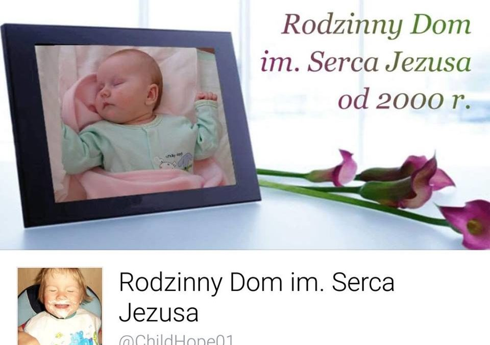Stowarzyszenie wspiera Dom Rodzinny im. Serca Jezusa w Lublinie
