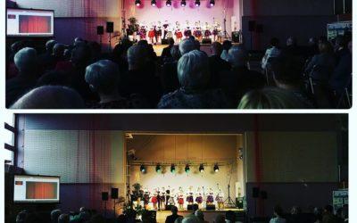 Otwarcie nowo rozbudowanej szkoły w Gołębiu