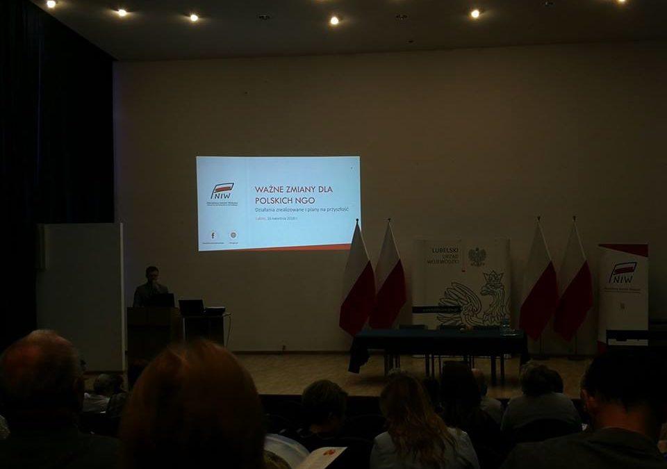 Kongres Organizacji Pozarządowych przy Wojewodzie Lubelskim
