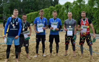 Zawodnicy SKS Leokadiów z brązowym medalem mistrzostw województwa lubelskiego