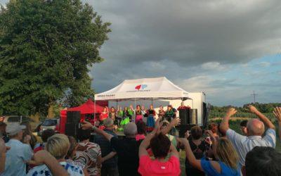 IV Charytatywny Festyn Sportowo-Rodzinny w Leokadiowie