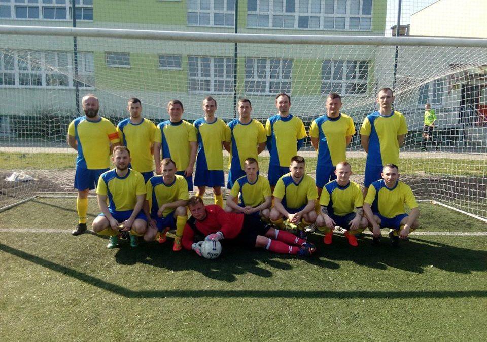 Kolejna wygrana klubu SKS Leokadiów