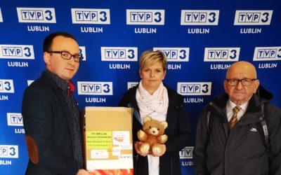 """TVP 3 Lublin o """"Polacy – Rodakom"""" w programie """"Poranek Między Wisła a Bugiem"""""""