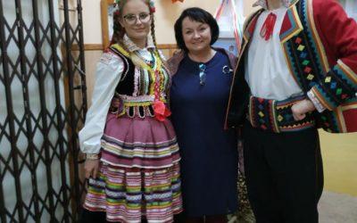 Spotkanie miłośników lokalnych tradycji i strojów regionalnych