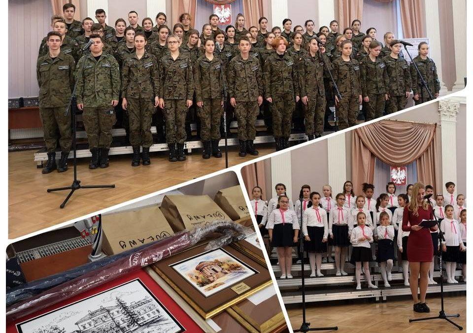 XIII Festiwal Hymnów Szkolnych