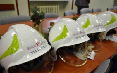 Nowy sprzęt strażacki trafił do OSP w Leokadiowie.