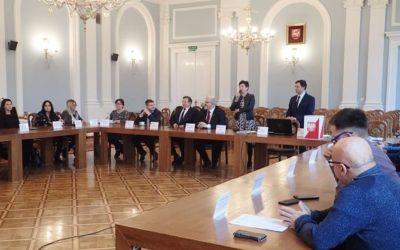 Prezes Kwapiński, wybrany na Członka RDPP Powiatu Puławskiego