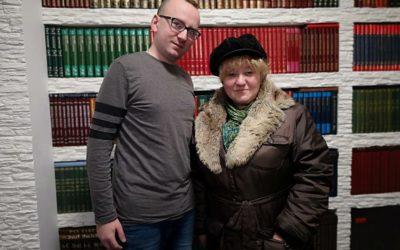 Gość z Ukrainy