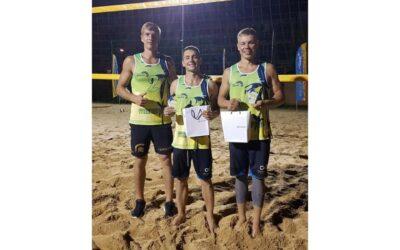 V Nocny  Turniej Siatkówki Plażowej w Białymstoku