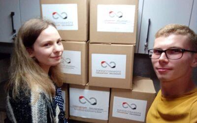 Pomoc dla fundacji im. Ks. Siemaszki w Krakowie