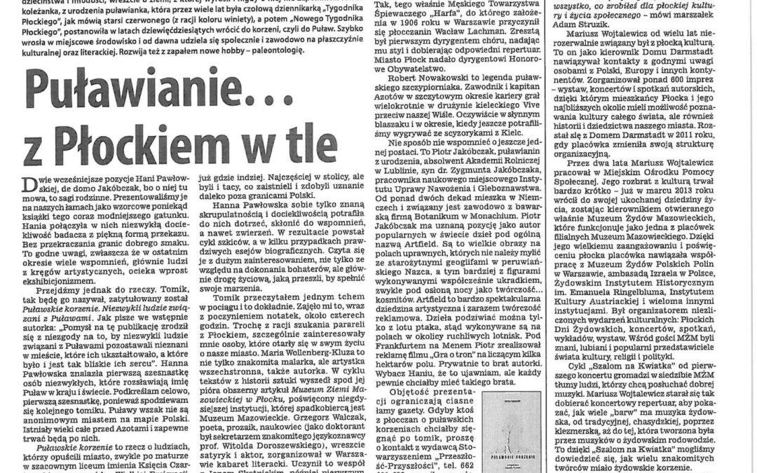 Recenzja książki Hanny Pawłowskiej