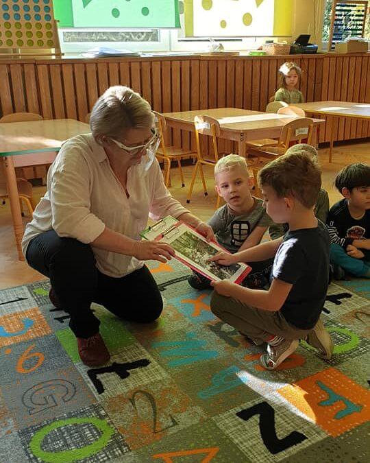 Warsztaty ekologiczne dla przedszkolaków