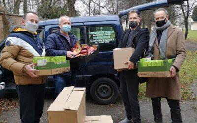 Pomoc dla schroniska dla bezdomnych w Puławach