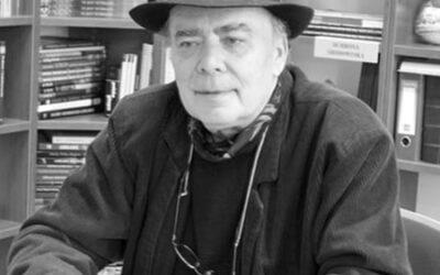 Z wielkim bólem i przykrością informujemy o śmierci naszego kolegi, poety Sławomira Rudnickiego