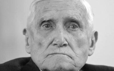Odszedł na wieczny spoczynek  prof. Witold Kieżun.
